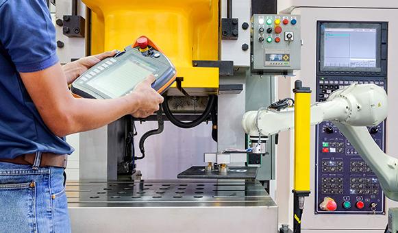 Systeme de controle de processus industriel