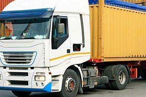 camion transtport routier