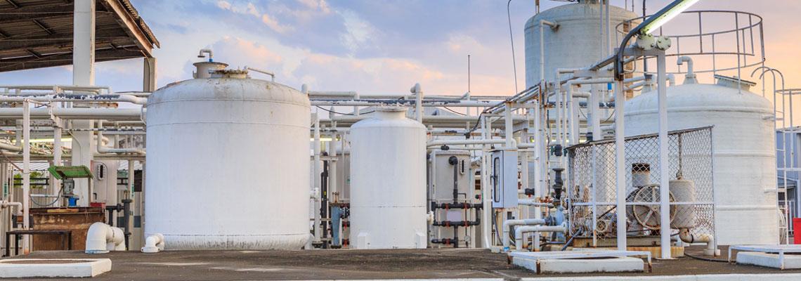 Production d'azote pour les industriels