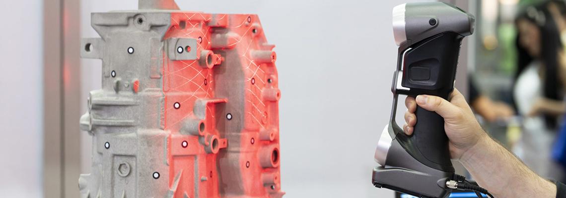 Achat de scanners 3D haute résolution